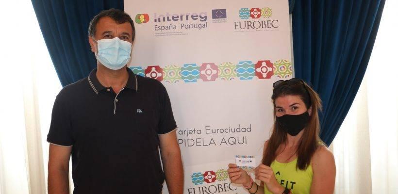 Primeiro Cartão EuroBEC entregue em Campo Maior